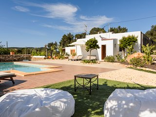4 bedroom Villa in Sant Rafel de Forca, Balearic Islands, Spain : ref 5644354