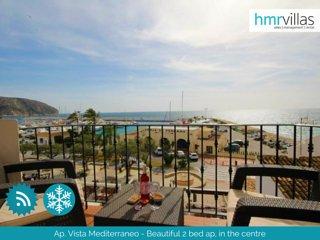 HMR Villas - Apt Vista Mediterraneo - Moraira