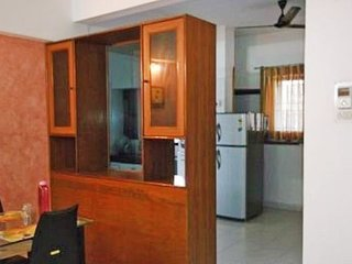 3-BHK apartment for nine