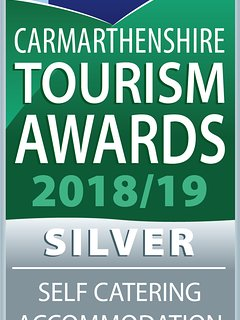 Toursim award best self-catering cottage