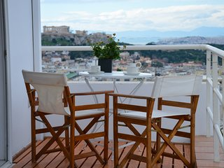 Breathtaking Acropolis view apartment in Kolonaki