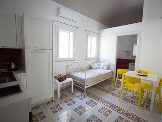 Bilocale 'Stromboli'- Sciabika Home Edificio Eolie