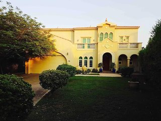 Luxury Villa Minutes from Jumeriah Beach Walk and New Dubai