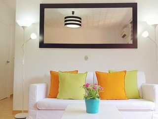 Central apartment in Valencia with WIFI