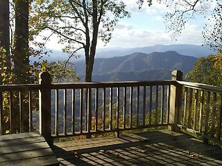 Bryson City - Spectacular Westward View