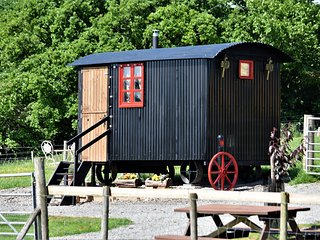 Meadow Shepherds hut
