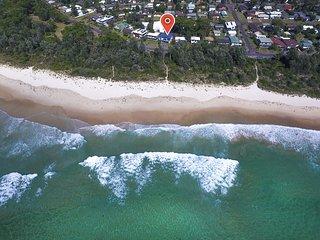 OSPREY - 51 Matron Porter, Narrawallee Beach