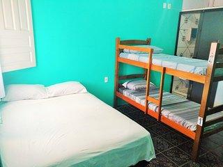 cuarto privado con bano y balcon