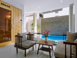 Serviced single apartment by the beach - Vivian Villa & Apartment