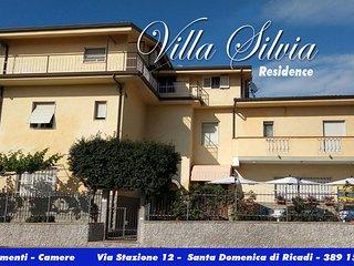 TROPEA .....Sole, Mare, Villa Silvia