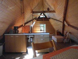 Gartenhaus in Seenähe