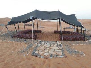Al Sarmadi Desert Night Camp مخيم ليل السرمدي الصحراوي