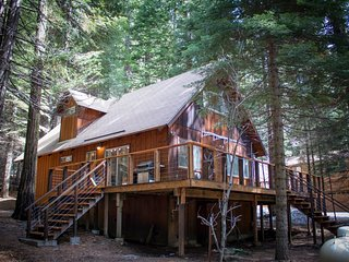Cabin for Best Bang for Your Buck, sleeps 14, dog friendly