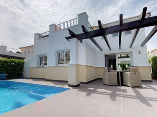 Villa Aguja - A Murcia Holiday Rentals Property