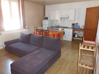 Appartement 3 chambres au coeur de Wimereux