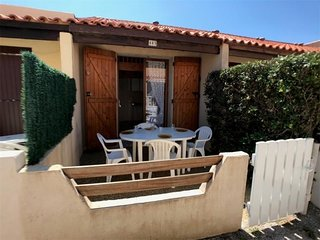 Rental Villa Port Leucate, studio flat, 4 persons