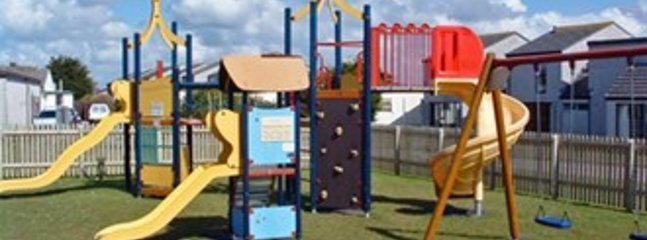 Children's play area on site