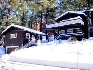 White Wolf Cottage Lake Tahoe