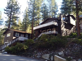 White Wolf Cottage Lake Tahoe