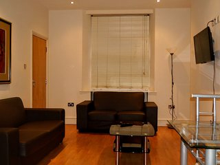 Spacious apartment in London with Internet, Washing machine