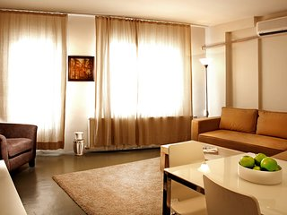 Apartment in Istanbul with Internet, Air conditioning, Lift, Washing machine (44
