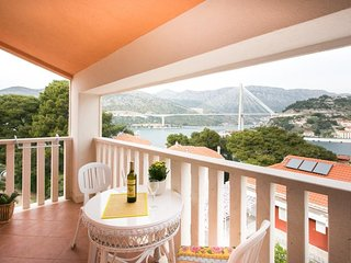 Studio apartment in Dubrovnik with Internet, Air conditioning, Parking, Balcony