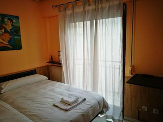 Cosy studio in Madrid with Lift, Internet, Washing machine, Air conditioning