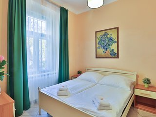 Apartment 1.4 km from the center of Prague with Lift, Washing machine (450497)