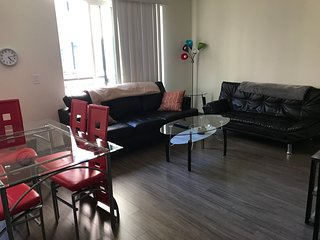 Cozy apartment in the center of Seattle with Parking, Internet, Washing machine,