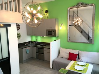 Apartment in Paris with Internet (495480)