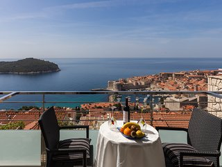 Bedroom in the center of Dubrovnik with Internet, Air conditioning, Balcony (990