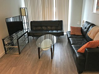 Cozy apartment in the center of Seattle with Internet, Washing machine, Air cond
