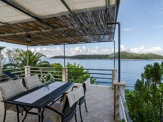 Apartment 794 m from the center of Dubrovnik with Internet, Air conditioning, Te