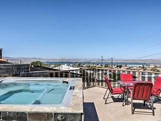 Lake Havasu City Home w/ Pool, Hot Tub & Deck!