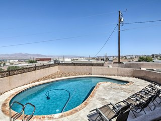 NEW! Lake Havasu City Home w/Pool, Hot Tub & Deck