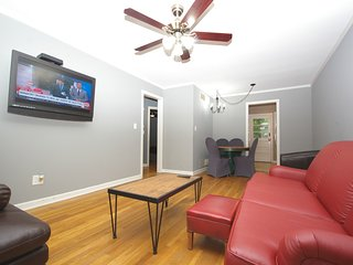 Nice 2 bedroom in downtown Atlanta on quite street