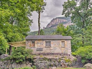 Cozy Chimney Rock Studio Cottage Along Broad River