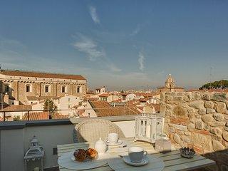 Beautiful Terrace Serragli