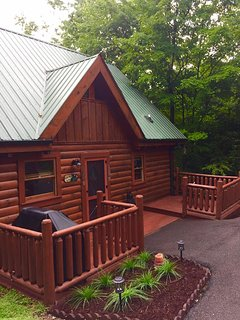 You will love the peace and quiet at our cabin.