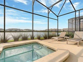 5 Bedroom Single Family * Storey Lake Resort Close to Disney 4759