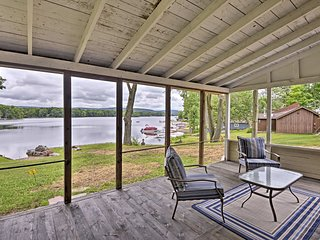 NEW-Song Lake Home w/Watercrafts 20 Mi to Syracuse