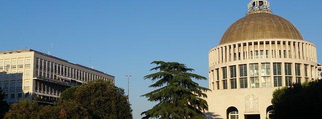 Vista dalla Basilica San Giovanni Bosco