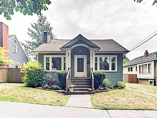 Charming Home w/ Private Garden & Fantastic Ballard Location, Near 70th St