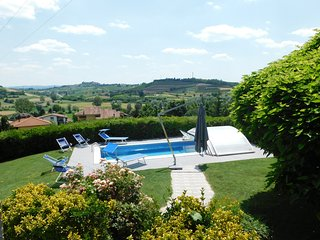 La Casa Blu Appartament Villa, Private Pool, Piedmont, Langhe, Unesco Heritage