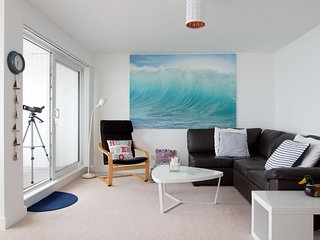 Marineside - A two bedroomed apartment with fabulous sea views