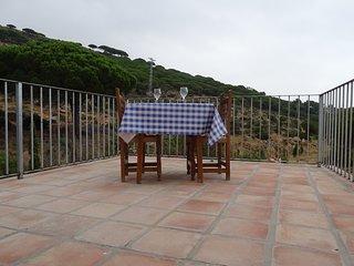 Country apartman in Valdevaqueros