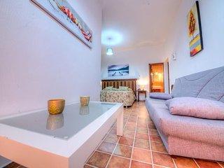 Cozy big apartman in Valdevaqueros