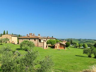2 bedroom Apartment in Luiano, Tuscany, Italy : ref 5055401