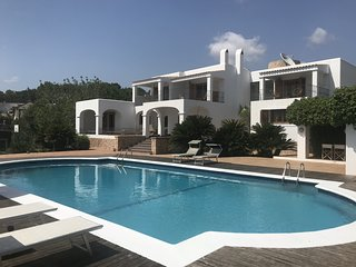 4 bedroom Villa in Playa de Talamanca, Balearic Islands, Spain : ref 5644430