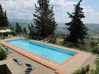 1 bedroom Apartment in Castellina in Chianti, Tuscany, Italy - 5447414